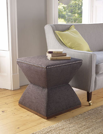 Waisted side table