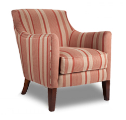 Cadogan Chair, Tapered Legs