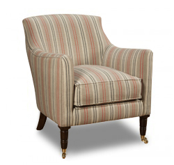Cadogan Chair, Turned Legs