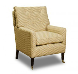 Regency chair, Turned Leg